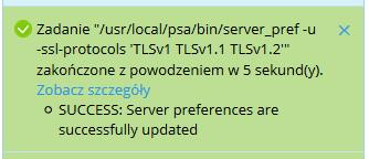 TLSv1 TLSv1.1 TLSv1.2