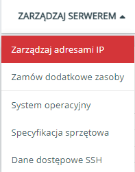 dodaj ip